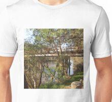 Down by the Goulburn Seymour Vic Australia Unisex T-Shirt