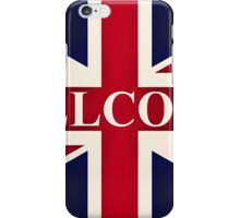 Union Jack 578 iPhone Case/Skin
