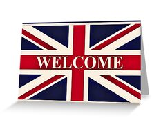 Union Jack 578 Greeting Card