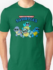 Teenage Ninja Mutant Squirtles  Unisex T-Shirt