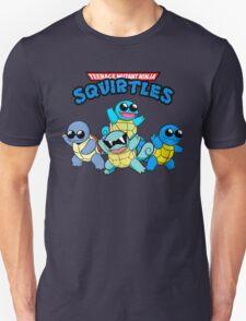 Teenage Ninja Mutant Squirtles  Unisex T-Shirt