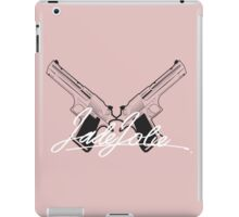 Signature Guns iPad Case/Skin
