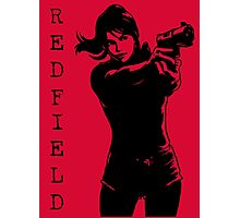 Claire Redfield Resident Evil 2 Photographic Print