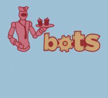 Bots One Piece - Short Sleeve