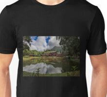 The Byodo-In Temple Unisex T-Shirt