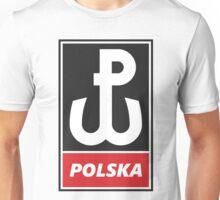 Poland Anchor Kotwika Unisex T-Shirt