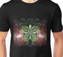 Fractal orchid Unisex T-Shirt