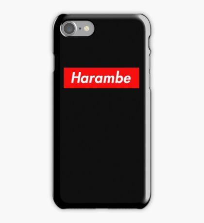Harambe Vintage iPhone Case/Skin