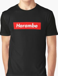 Harambe Vintage Graphic T-Shirt