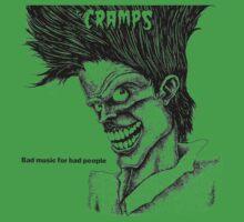 Bad music for Bad people (transparent) by clara-linda