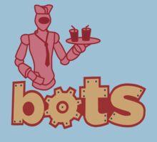Bots 2 Kids Tee