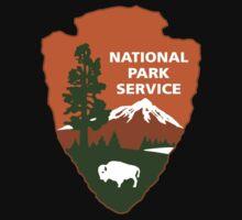 National Park Service logo One Piece - Short Sleeve