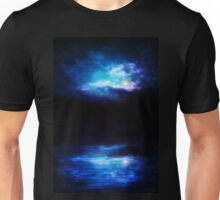 Night Sky and River Unisex T-Shirt