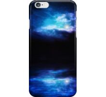 Night Sky and River iPhone Case/Skin