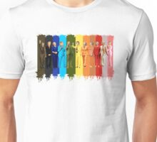 Hilary's Rainbow Color Pantsuit Unisex T-Shirt