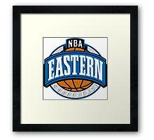 EASTERN SIDE CREW Framed Print