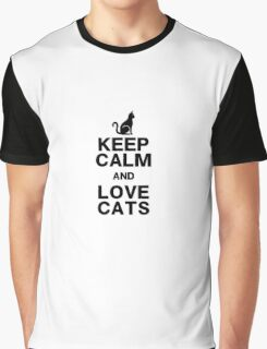 Cat day Graphic T-Shirt