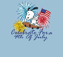 Celebrate For A 4TH Of July Unisex T-Shirt