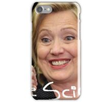 Hilary Clinton 2016 Democratic convention funny iPhone Case/Skin