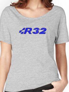 Golf R32 Logo Women's Relaxed Fit T-Shirt
