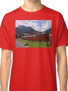Swiss Mountain Railway Classic T-Shirt