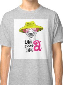 head ostrich good life Classic T-Shirt