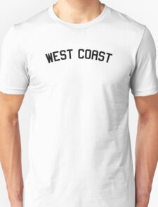 West Coast Urban  Unisex T-Shirt