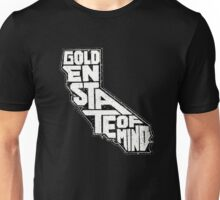 GOLDEN STATE OF MIND Unisex T-Shirt