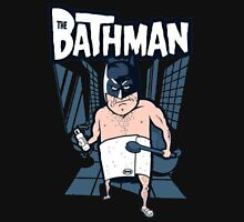 The Bathman (Incredible super hero with washing superpowers) T-Shirt