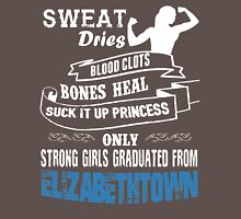 Girls Graduated From Elizabethtown Unisex T-Shirt