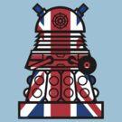 Dr Who - Jack Dalek Tee by eyevoodoo