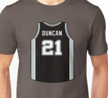 DUNCAN IS SPURS Unisex T-Shirt