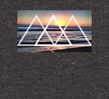 Geometric Sunset Unisex T-Shirt