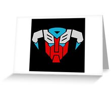 VOLTRON - 80s Greeting Card