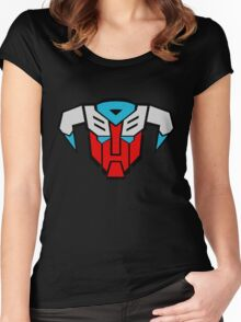 VOLTRON - 80s Women's Fitted Scoop T-Shirt