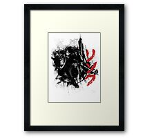 Links Glory Framed Print