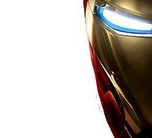 Iron Man Mask by yaaaaaazzzz