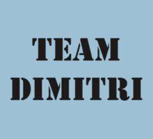 Team Dimitri - Vampire Academy by phabbyhowell
