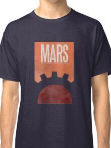 Warhammer 30k Mars Travel Classic T-Shirt