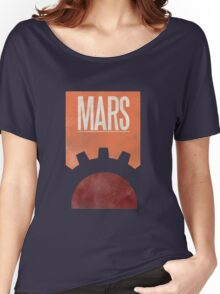 Warhammer 30k Mars Travel Women's Relaxed Fit T-Shirt