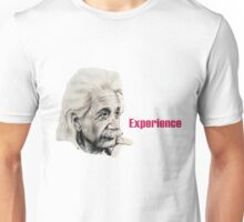Albert Einstein Quote Unisex T-Shirt