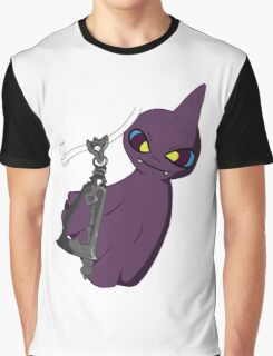 Shuppet - Ghost Graphic T-Shirt