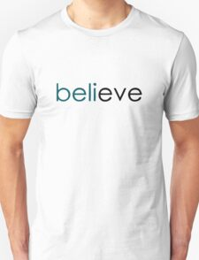 Believe Sharks T-Shirt