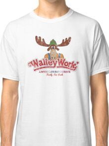 Walley World - America's Favourite Logo Distressed Classic T-Shirt