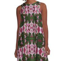 Tulip Tops Pattern A-Line Dress