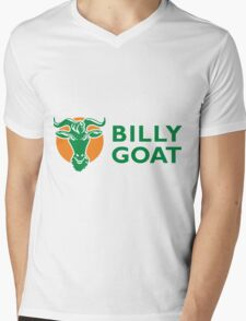 Billy Goat Mens V-Neck T-Shirt