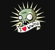 Plants VS Zombies I Love Brains Unisex T-Shirt