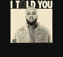 Tory Lanez I Told You cover Classic T-Shirt