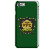 DEA Department - Braking Bad iPhone Case/Skin