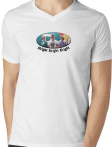 Wooderson (dazed & confused quote) - Alright Alright Alright Mens V-Neck T-Shirt